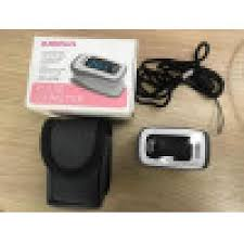 Jumper Pulse Oximeter 500e Blood Oxygen Saturation Monitor photo review